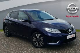 nissan pulsar sportback used nissan pulsar tekna for sale motors co uk
