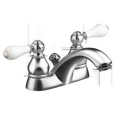 Standard Bathroom Faucets Ideas American Standard Bathroom Faucets Intended For