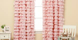 Asda Nursery Curtains Curtains Awesome Pink Blackout Curtains Wonderful Blackout