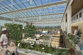 Inside Vegetable Garden by Inside Urban Green Living Walls