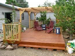 Deck Plans With Pergola by Simple Floating Deck Plans Woodworking Pinterest Simple