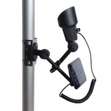 Flag Pole Lights Solar Powered Solar Powered Flag Pole Lighting Envirogadget Inside Flag Pole
