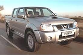 nissan navara 2003 nissan navara 2 5di 133ps double cab motoring news honest john