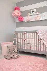chambre fille grise chambre bébé fille