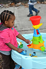 Water Table For Kids Step 2 Step2 Water Works Water Table Review Providing Splashes And