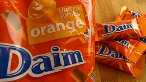 Daim Chocolate Ikea Daim Orange Youtube