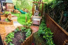 natural playground best backyard design for kids best backyard