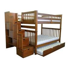 Donco Bunk Bed Donco Bunk Bed Cappuccino Bunk Bed