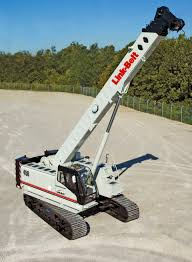 kelly tractor telescopic crawler cranes