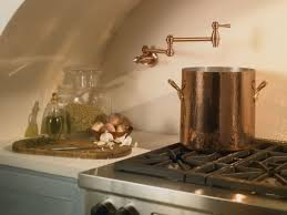 Copper Faucet Kitchen by Faucet Com D205057 In Chrome By Danze