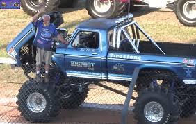 bigfoot 8 monster truck monster truck photo album