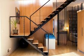 Inside Stairs Design The Modern Steel Staircase Inside And Outside In The Amazing