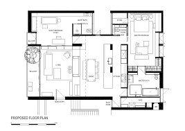 Plan Floor by Design A Floor Plan For A House
