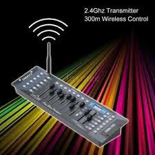 dmx light board controller dj club led dmx stage lighting board controller 192ch transmitter