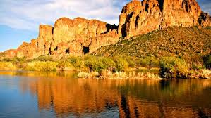 Arizona lakes images Arizona lakes 6 sonoran desert oases vogel talks rving jpg
