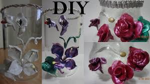 diy glass centermantle piece make use of broken at home easy decor
