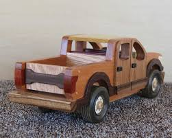 Free Plans For Wooden Toy Trucks by