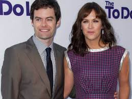 Seeking Maggie Bill Hader Files For Divorce From Maggie Carey