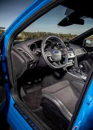 Ford Focus 1999 Interior The Ford Focus Rs Has Its Own Team Of Trained Engine Listeners