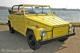 Vw Thing Side Curtains 1974 Volkswagen Thing For Sale