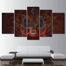 Art For Living Room by Online Get Cheap Framed Guitar Art Aliexpress Com Alibaba Group