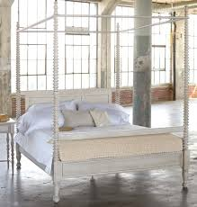 Canopy Bedding Beacon Hill Spool Post Convertible Canopy Bed