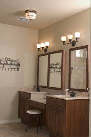 Vanity With Makeup Area by How To Include A Makeup Counter In Your Bathroom Thebathoutlet Com