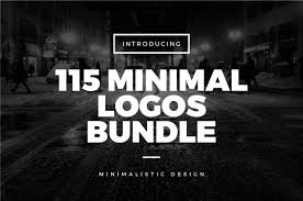 115 minimal vintage logos bundle only 7 50 mightydeals