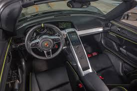 electric porsche 918 2015 porsche 918 spyder review automobile magazine