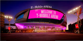 celebrating the grand opening of t mobile arena in las vegas t
