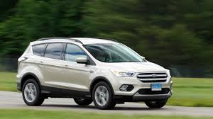 ford escape 2017 ford escape maintains athletic appeal for a small suv