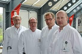 Bad Oeynhausen Klinik Vier Spezialisten Des Herz Und Diabeteszentrums Nrw Bad