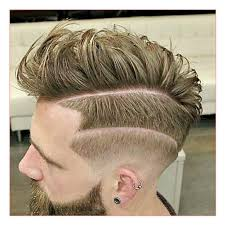 side haircuts for men as well as mens haircut with line u2013 all in