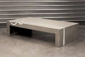 Concrete Side Table Fancy Cement Coffee Table Home Styles Concrete Coffee Table