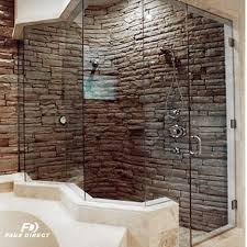 Bathroom Wall Shower Panels Waterproof And Moisture Resistant You Can Install Faux Wall