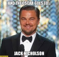 Leonardo Dicaprio Meme Oscar - oscar memes starecat com