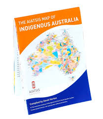 Indigenous Flags Of Australia Indigenous Australia Map Large Australian Institute Of