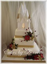 Christmas Cake Decorations Church by 1778 Best Christmas Wedding Images On Pinterest Cakes Beautiful