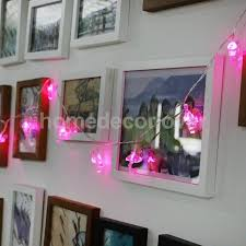 pink flamingo patio lights 10 led flamingo fairy string light party patio l christmas