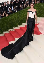 emma watson u0027s met gala dress was made of recycled plastic bottles