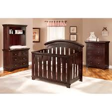 Complete Nursery Furniture Set by Geneva Collection