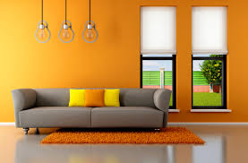 What Colors Go With Burnt Orange English Country Living Rooms Arm Chairs Beige Curtain Interesting