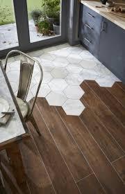 wood looking porcelain tile ideas floor decoration