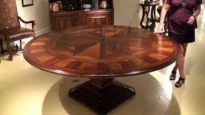 6ft Round Dining Table Rue De Bac Round Pedestal Dining Table By Hekman Furniture Home