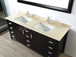 single sink vanity top 37 x 19 2cm narrow depth granite vessel sink vanity top bathroom