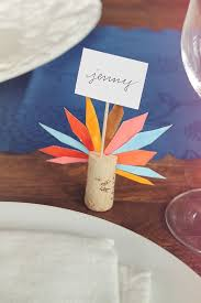 Thanksgiving Place Cards Craft 173 Best Place Cards And Holders Images On Pinterest Christmas