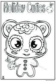 little pet shop coloring pages little pet shop pony colouring