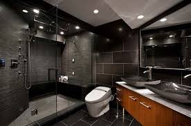 amazing bathroom designs amazing black bathroom designs
