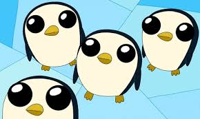 Cute Penguin Meme - from cartoon gifs and marceline