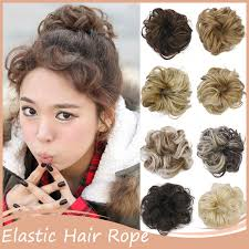 bun scrunchie 1pc elastic hair rope accessories scrunchee hair scrunchie
